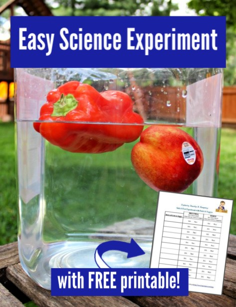 At home science experiments