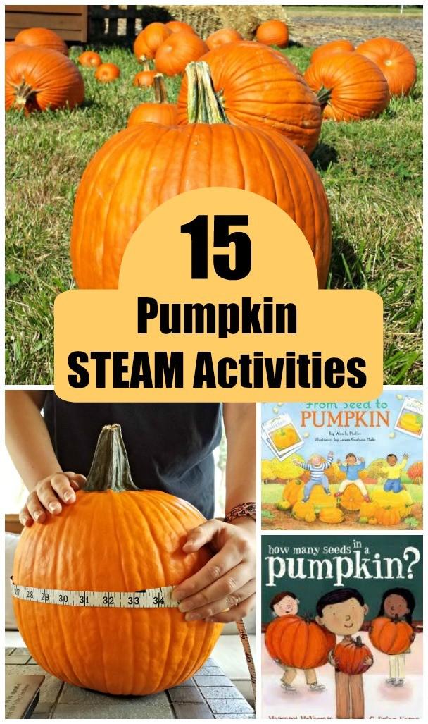 Fun pumpkin activities for kids