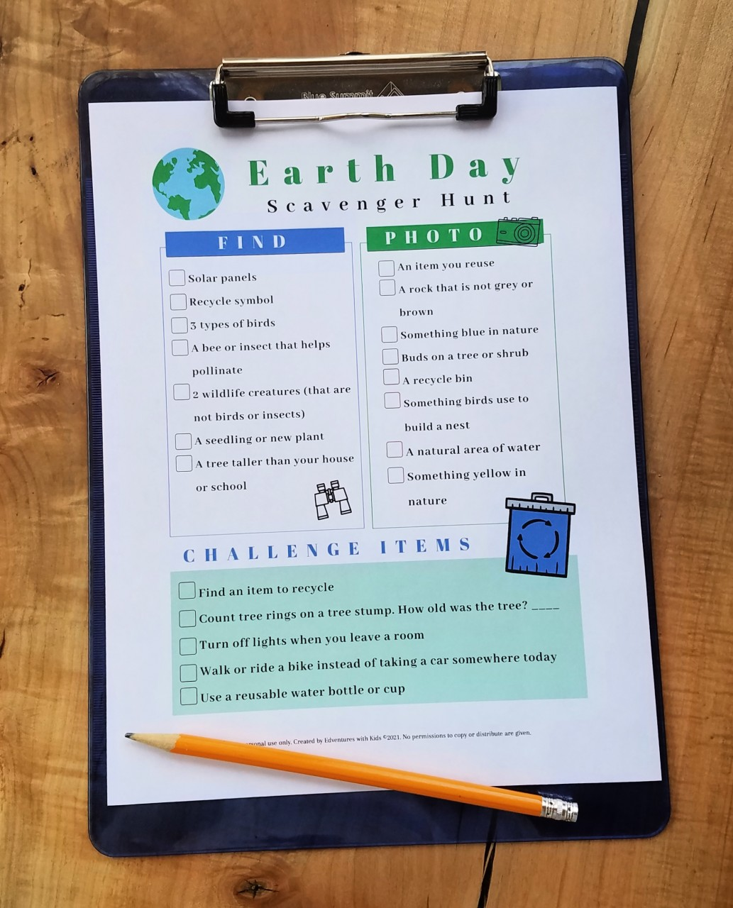 free-earth-day-scavenger-hunt