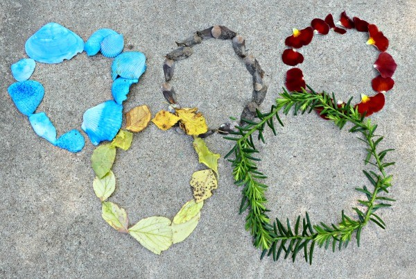 Summer Olympic craft projects for kids