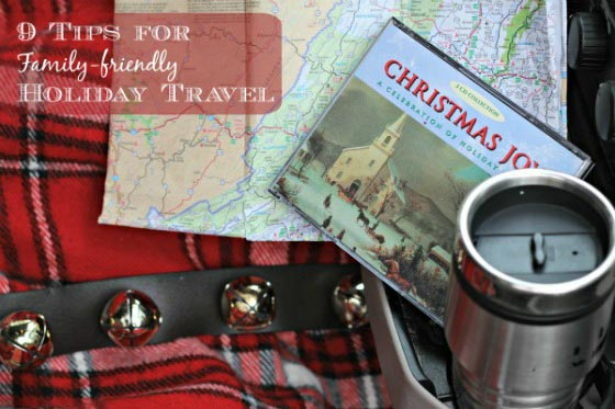 stress free travel for the holidays