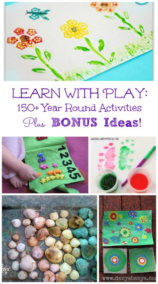 top crafts and activities for toddlers and preschoolers