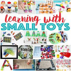 Fun Ways to Learn with Toys