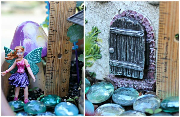 STEM in the Fairy Garden
