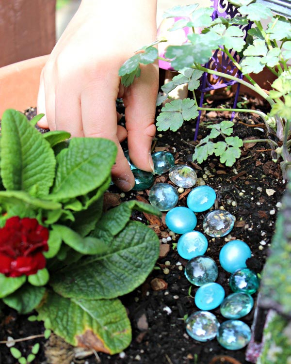 Fairy Gardens for Kids and STEM projects