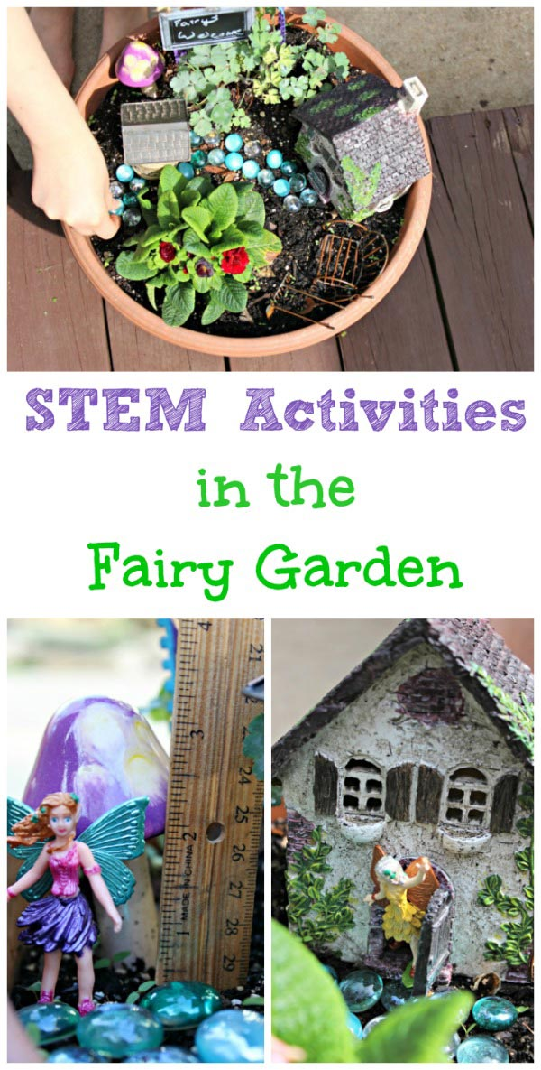 DIY Fairy Garden Ideas U0026 STEM Activities For Kids