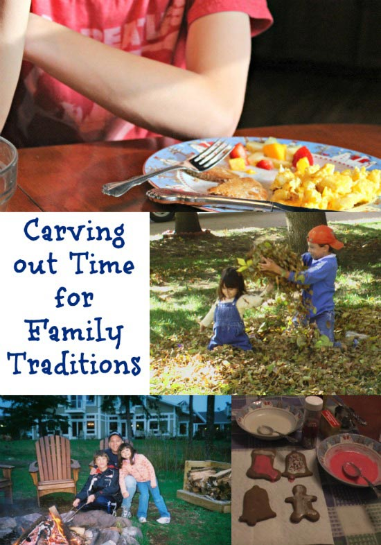 Ideas for Creating Family Traditions