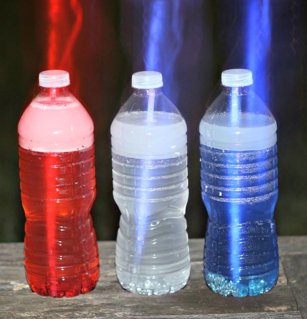 july 4th sensory bottles and after dark activities