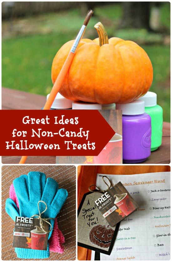 Special Treats for Halloween