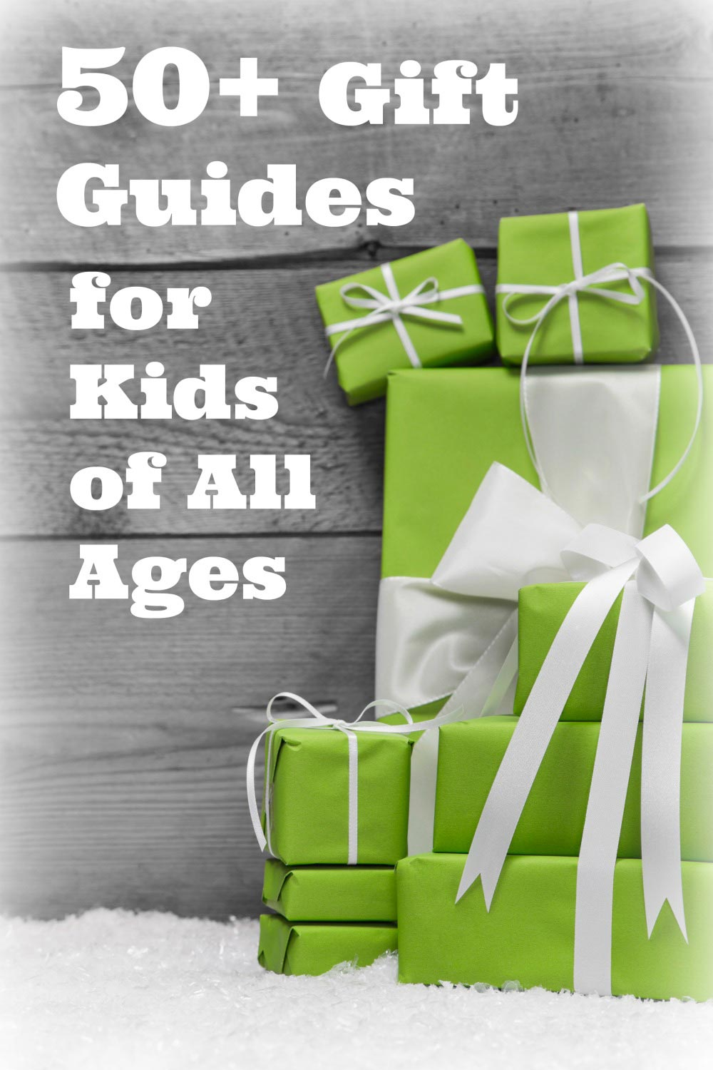 Gift Ideas for Toddlers, Kids and Teens
