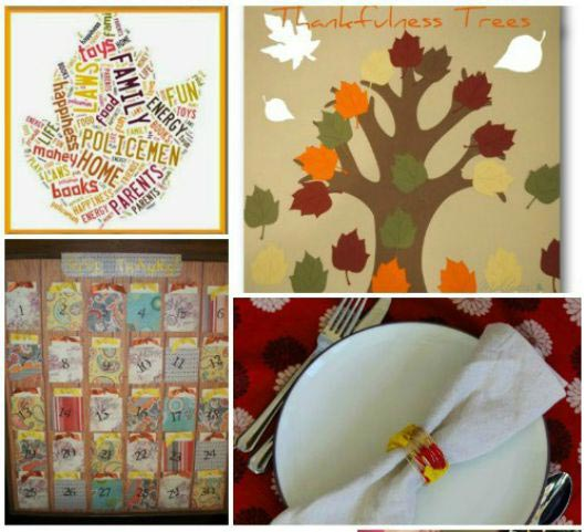 gratitude activities for kids - Fall lesson plan ideas