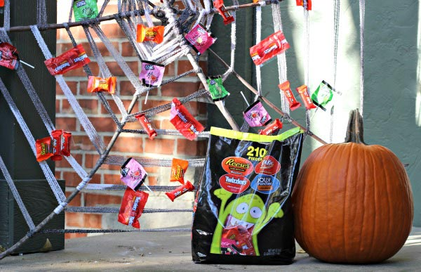 easy DIY Halloween decorating