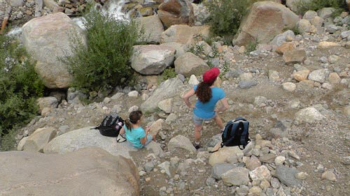 Things to take on a hike with kids