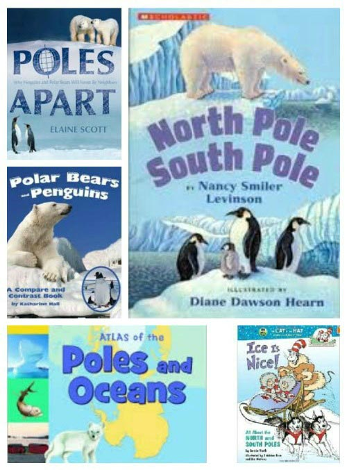 Arctic animal books