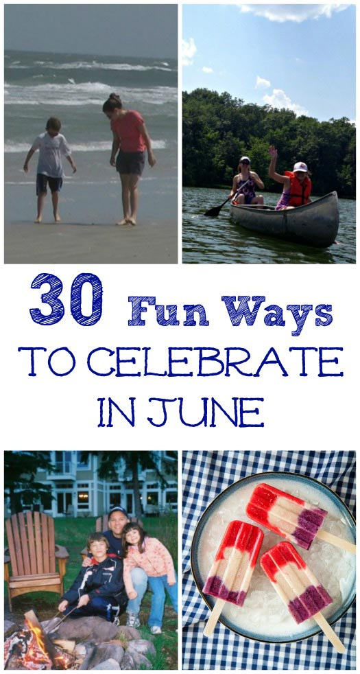 fun things to do in June