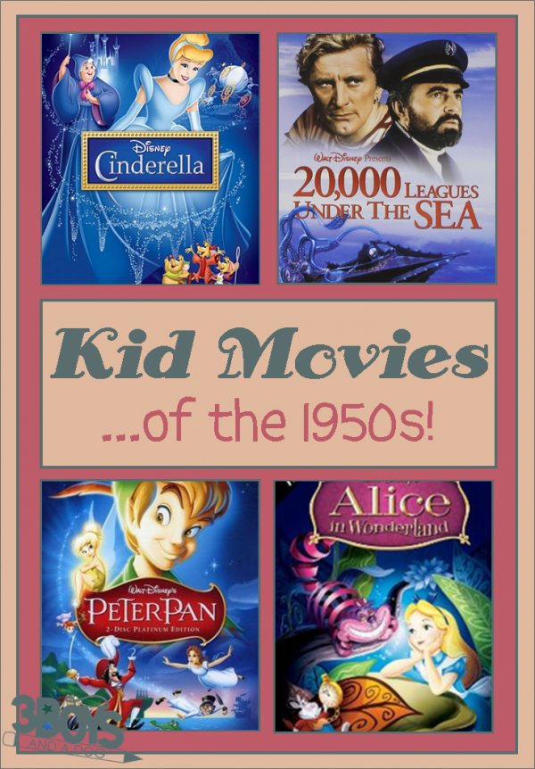 kids-movies-of-the-1950s