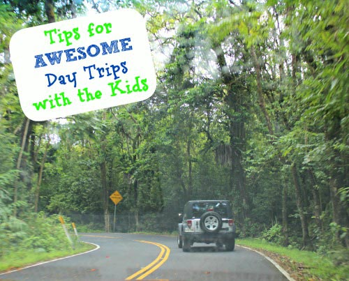 Great Tips for Car Trips with Kids