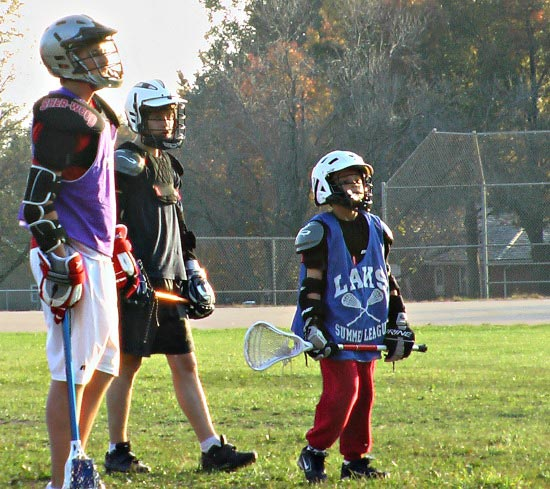 Keeping Kids Safe during Sports