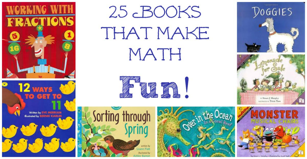 Fun ways to learn math