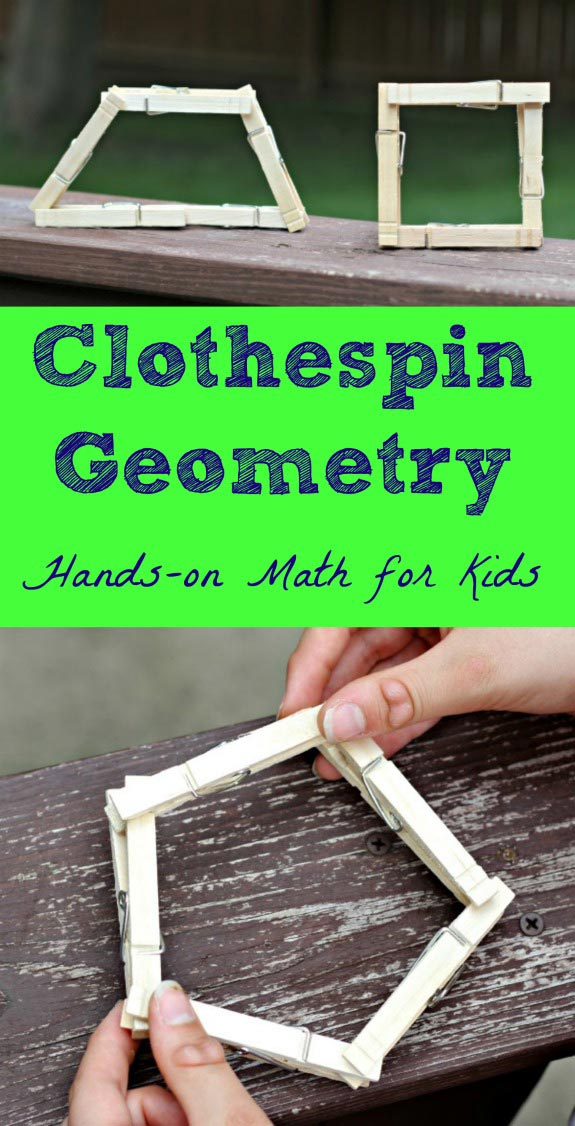 kids geometric figures