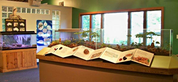 nature centers for kids