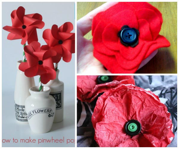 poppy crafts for kids