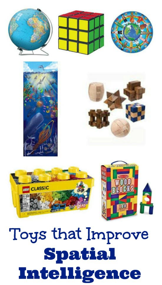Brain Games for Kids and Toys for Spatial Reasoning