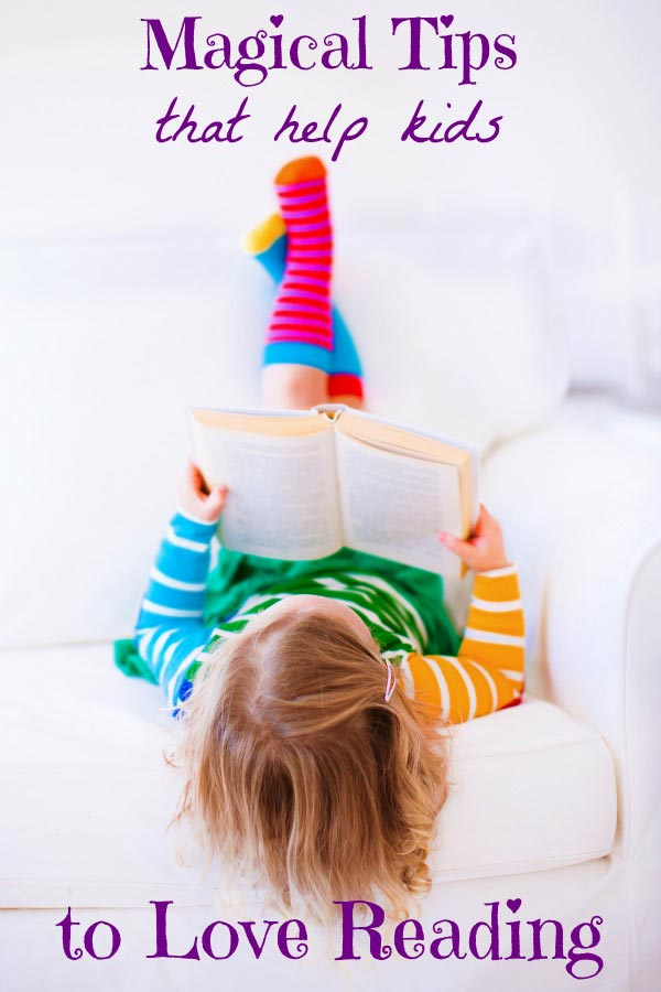 reading tips & best books for kids