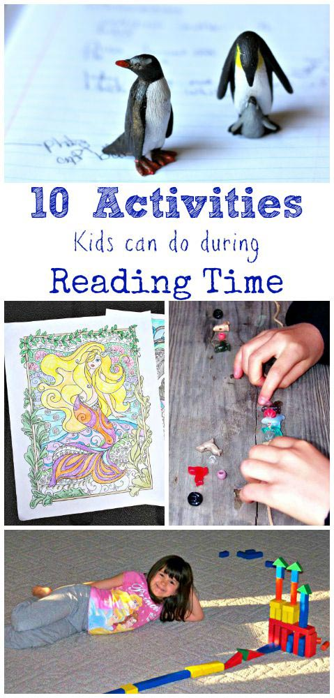 reading tips for kids