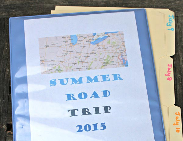 Road Trip Activities for Kids