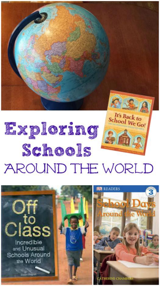 learning about schools from around the world