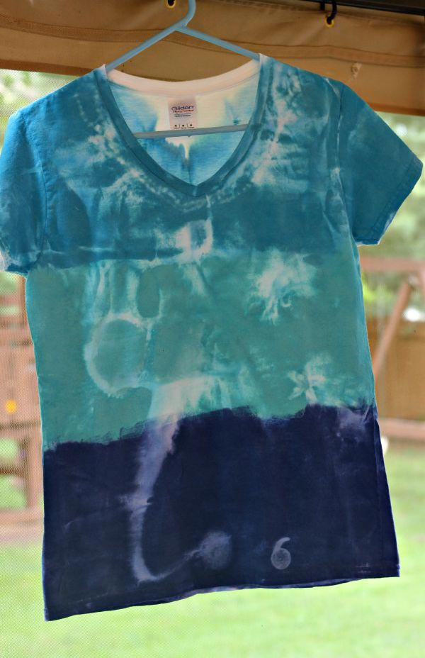 tshirt craft for tweens and teens