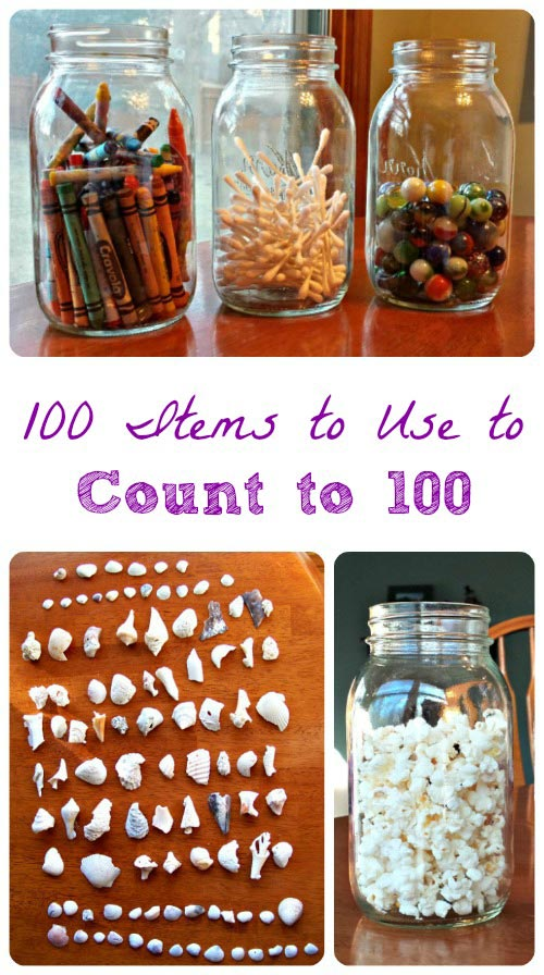 100th day of school - cool math activities for kids
