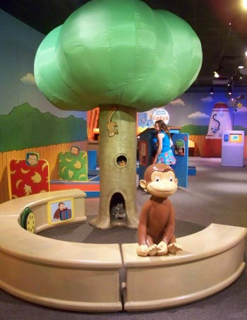 Curious George Crown Center