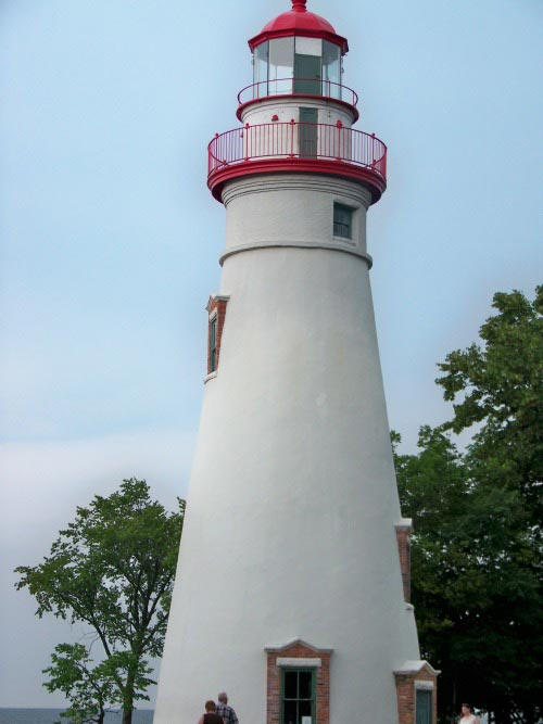 Marblehead Lighthouse in Michigan