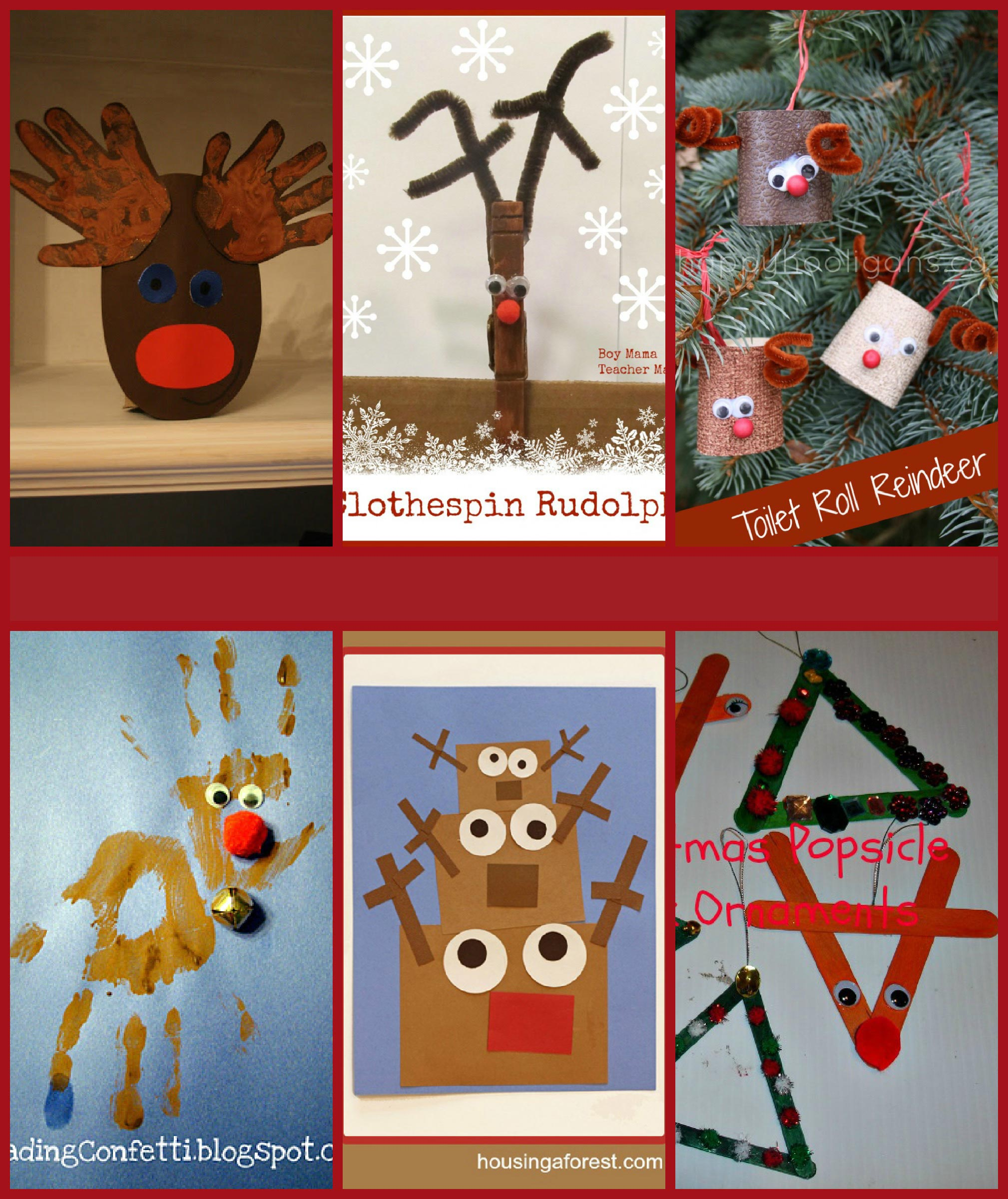 Reindeer-crafts