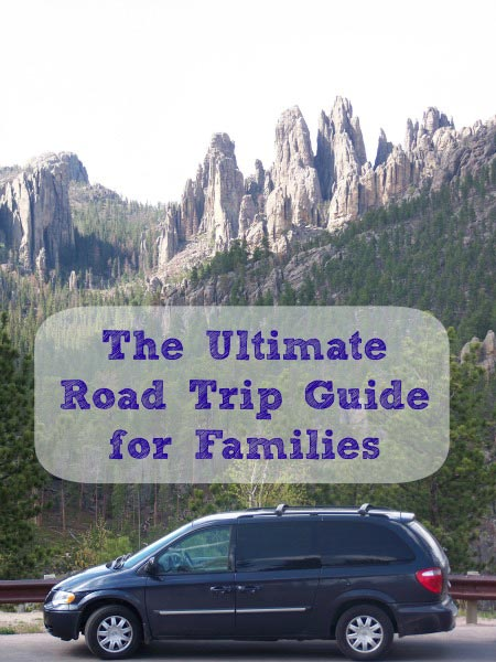 The Ultimate Road Trip Guide for Families