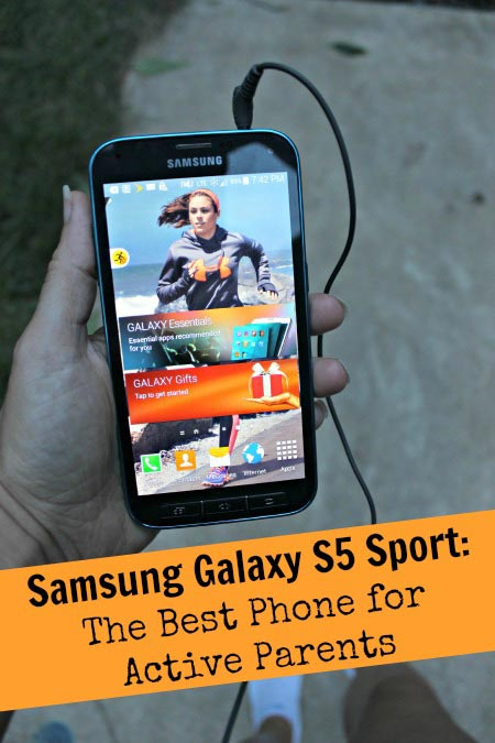 Samsung Galaxy Sport phone