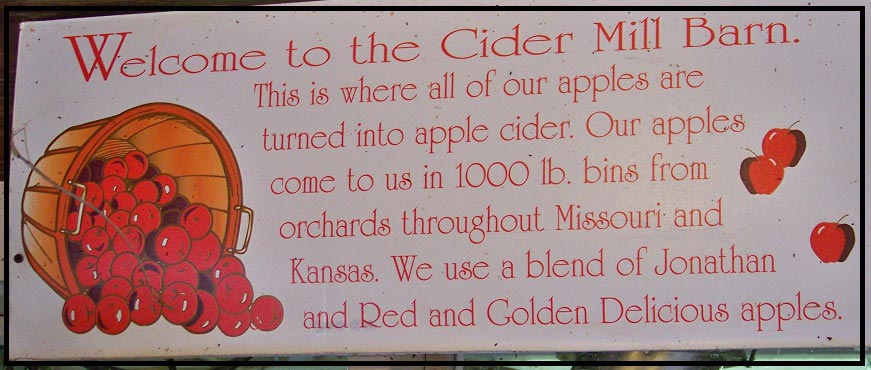 Apple Cider Mill