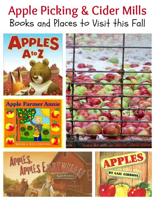 Apple Books & Activities for Kids