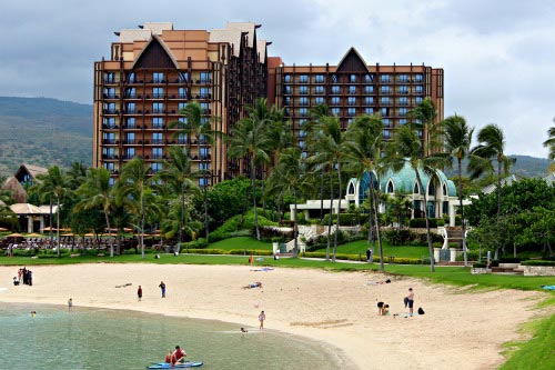 Views at Aulani