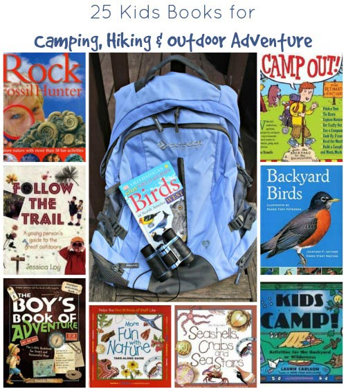 25 Outdoor Books for Kids