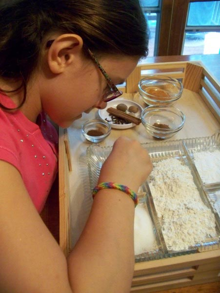 Kids Explore the 5 Senses in the Kitchen