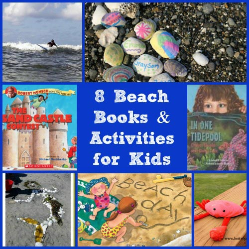 Beach Books & Activities for Kids