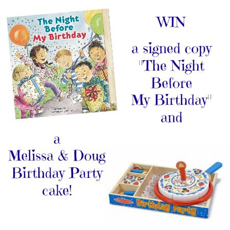 Birthday Giveaway for Kids