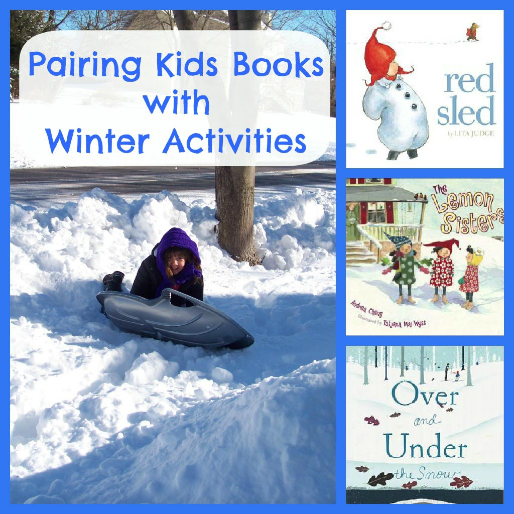 http://www.kcedventures.com/blog/winter-books-for-kids-lit-fun-winter-activities