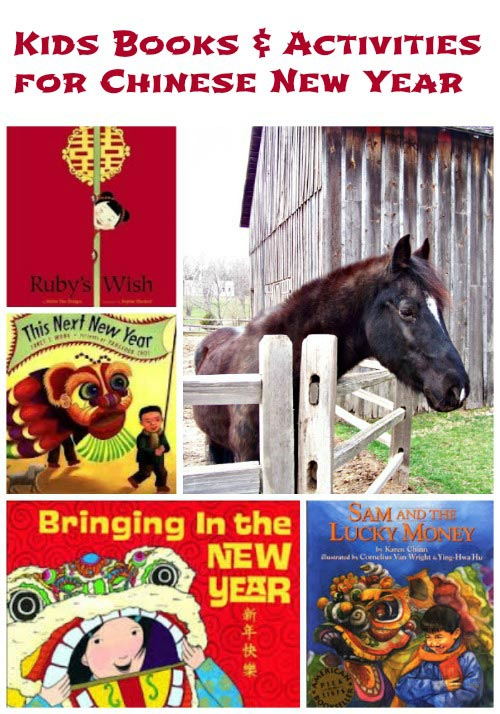 Books & Activities for Chinese New Year
