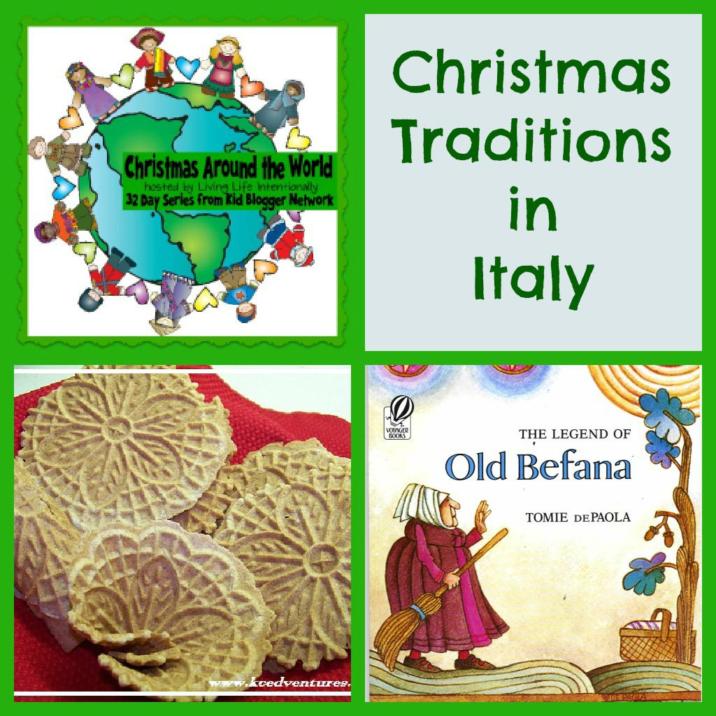 Christmas Around the World for Kids: Traditions in Italy