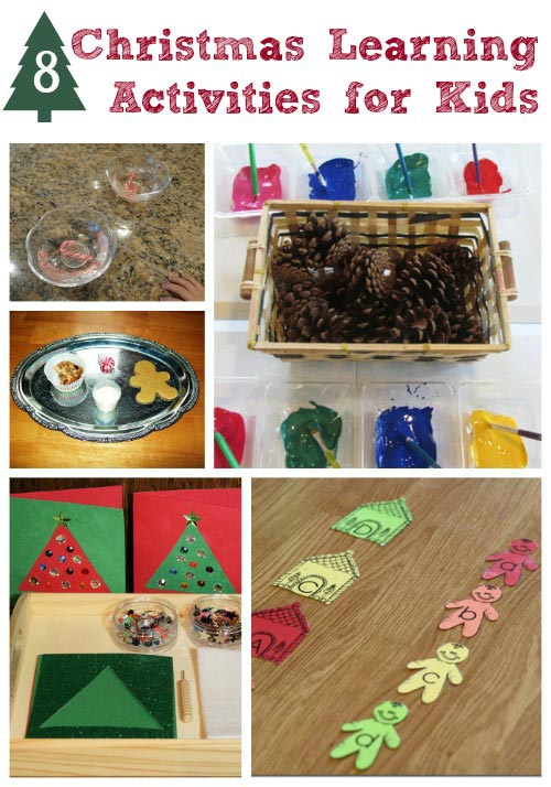 Christmas Learning Activities for Kids