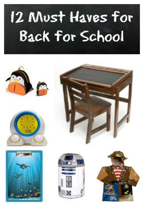 Great Items for Back to School